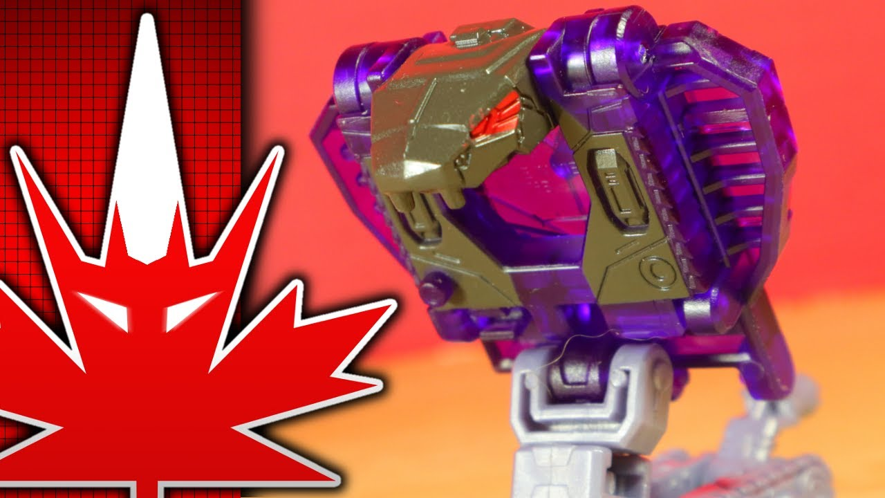 Transformers Generations Earthrise Slitherfang Review by TFanPage101