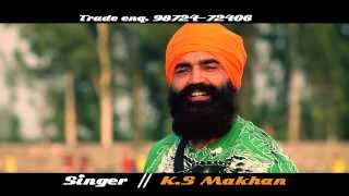 Khidari Promo | Singer K S Makhan | Lyrics Preet Ladhar | Music Beat Minister