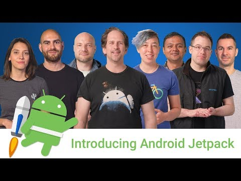 Introducing Android Jetpack for Developers