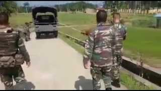 Srilankan Army Funny Video :D