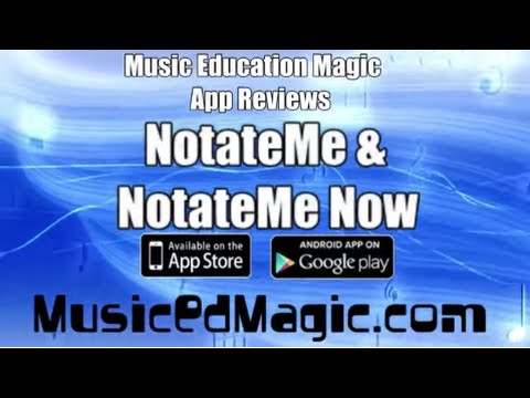 NotateMe Music Notation App Review for iOS and Android