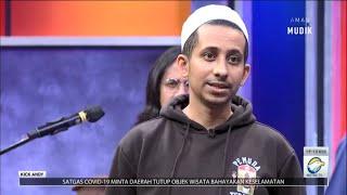Jalan Ilahi 1 Kick Andy Metro TV - Habib Ja'far