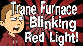 TRANE Diagnostic Fault Codes - YouTube
