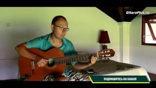 Листья жёлтые | на гитаре | Александр Фефелов