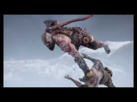 God of War PS4 Walkthrough Part 2 - Meet 'The Stranger'