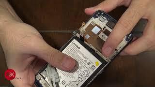 Motorola Moto G6 Play Disassembly Teardown Repair Video XT1922