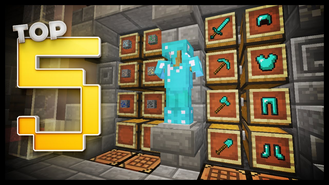 Storage Room Design Ideas Part - 31: Minecraft - Storage Room Designs U0026 Ideas - YouTube