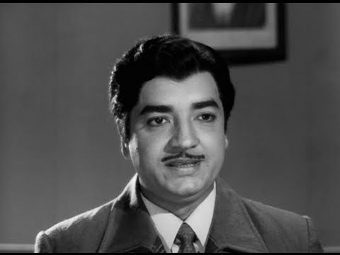 Prem Nazir Manthrakodi Movie Scenes The mob boss finding out truth