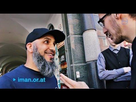 Muslim schockiert christlichen
