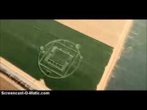 VIRAL! California Crop Circle Decoded 12/31/13 NEWS - ViewTrakr! - Chualar UFO Aliens - Salinas