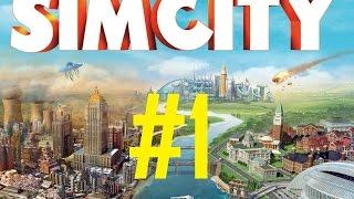 | Sim City 5  | Empezamos nuestra ciudad capitulo 1 | Español Gameplay