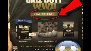 CALL OF DUTY: WW2 REVEALED ! PRE-ORDER