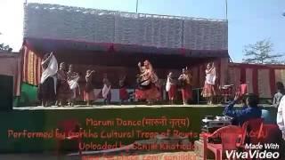 Maruni Dance मारुनी नृत्य The Gorkha Cultural Troop Rowta Anchalic AAGSU