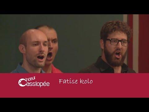 Fatise Kolo - Chorale choeur Cassiopée Lyon