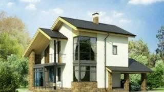 Проекты домов и коттеджей серии Северная Пальмира.mpg(Новые проекты домов и коттеджей серии