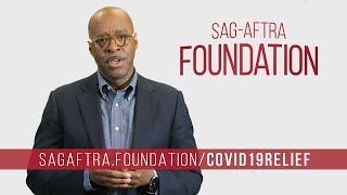 COVID-19 Relief Fund: A Message from President Courtney B. Vance