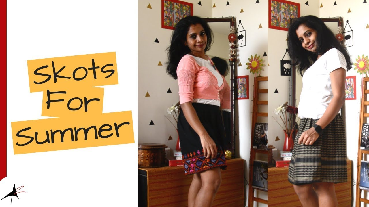 Skots For Summer | Outfit From The Scratch For Summer | #sustainablefashion