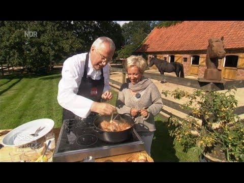 Rainer Sass -So isst der Norden- auf dem Islandpferdegstüt Müllers Hoff