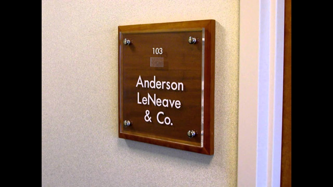 arris sign aluminum frame interior modular signage systems
