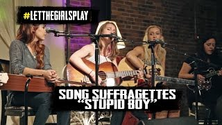 "#LetTheGirlsPlay - Keith Urban, ""Stupid Boy"" Cover"