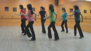 The Flute - Line Dance (Dance & Teach in English & 中文)