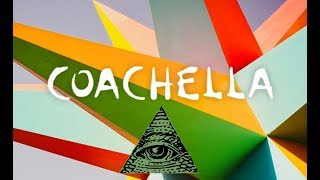 COACHELLA IS USING WITCH CRAFT AND SATANIC SIGILS IN 2019 FESTIVAL...
