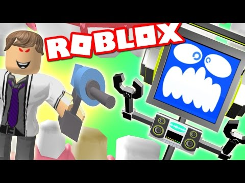 ESCAPE FROM THE DENTIST (in Roblox) ► Fandroid GAME
