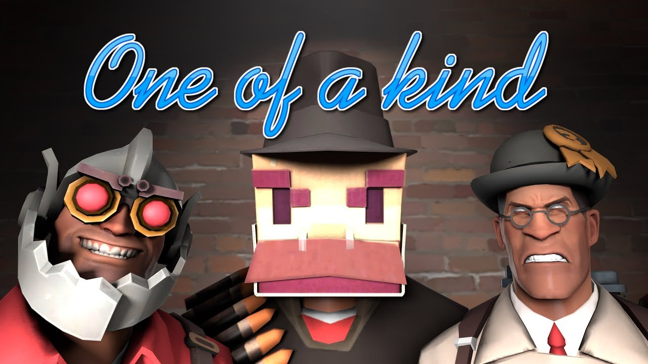 tf2 one of a kind hats youtube