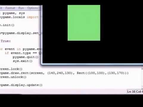 how to make 3d in pygame
