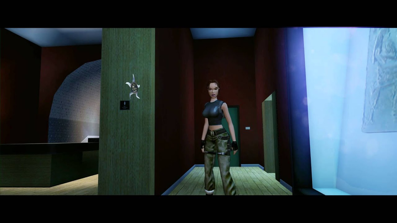Tomb Raider Angel Of Darkness - Graphics Mod 1080P -7691