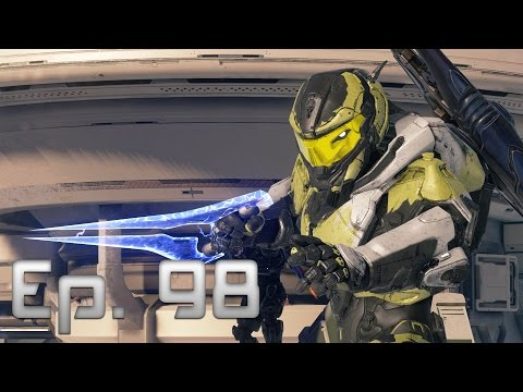 Halo 5 Funny and Lucky Moments Ep. 98