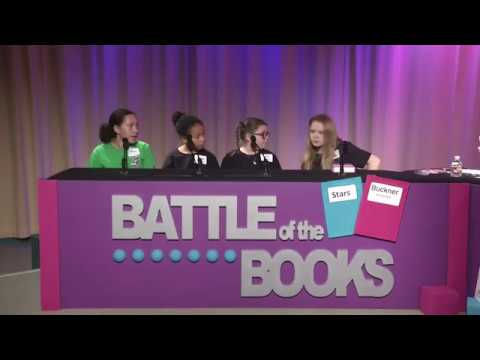 Battle of the Books  - January 23, 2018 PM