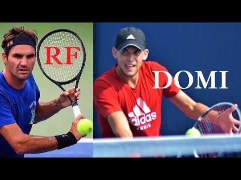 NAME the SHOT! 🎾 ROGER Federer (SUI) vs DOMINIC Thiem (AUT)  🎾