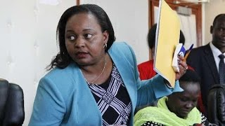 Ann Waiguru reaction on the delayed Jubilee party nominations in Kirinyaga