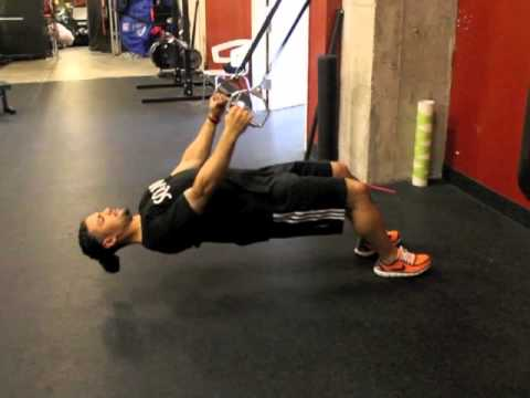 Exercise Index Neutral Grip Inverted Row | Best gym in Brooklyn