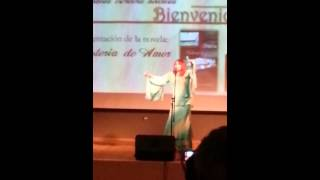 Presentacion del libro de Carmen Mirabal Historias thumbnail
