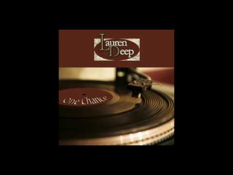 Lauren Deep - One Chance (Single Release)