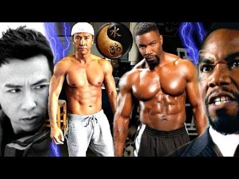 Download Donnie Yen VS. Michael Jai White! - Wing Chun & Kyokushin Karate BLOOD AND BONE vs IP MAN 💥