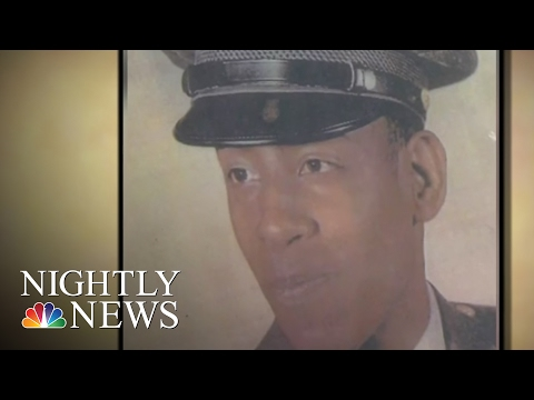 U.S. Veteran Died Alone But Hundreds Of Strangers Attended His Funeral | NBC Nightly News