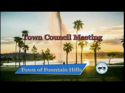 December 19, 2017 Town Council Meeting