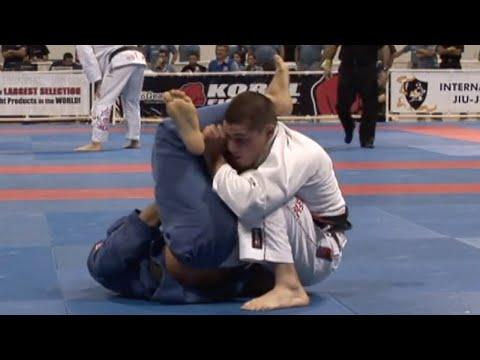 Bill Cooper VS Otavio Sousa / World Championship 2008