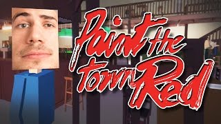 BITKA V BARE! - PAINT THE TOWN RED│GoGoManTV