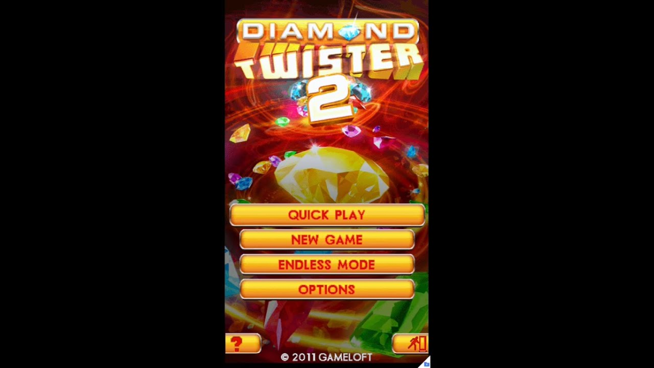 Download GAMEPLAY JAVA DIAMOND TWISTER 2 (360x640) ON ANDROID