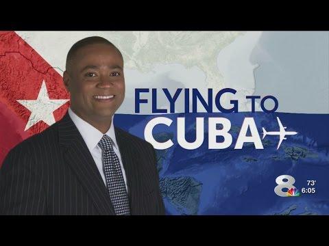 Rod Carter travels to Cuba