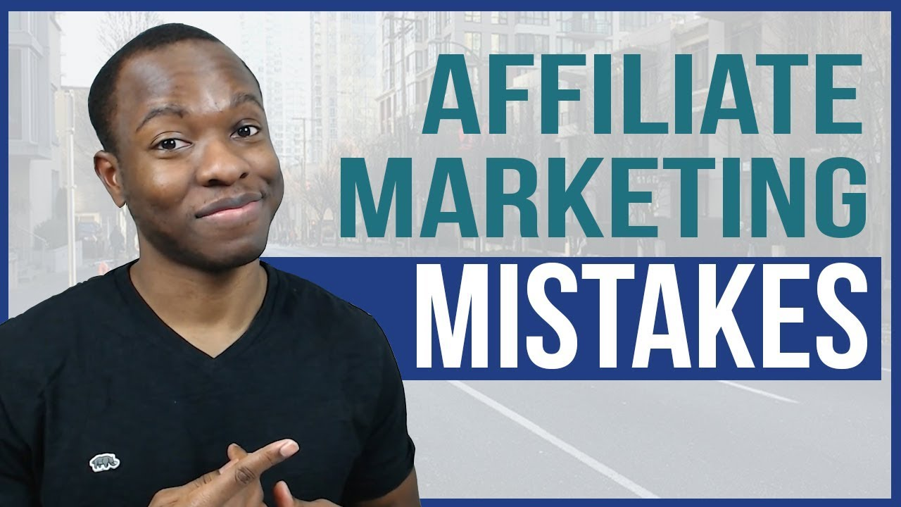 Top 5 Affiliate Marketing MISTAKES That Burn BEGINNERS [Must AVOID to Profit]