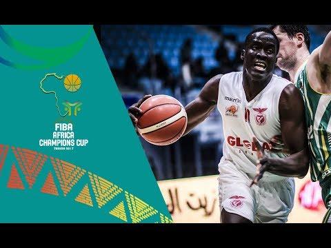 S. Libolo E Benfica v Ferroviario Beira - Full Game - FIBA Africa Champions Cup 2017