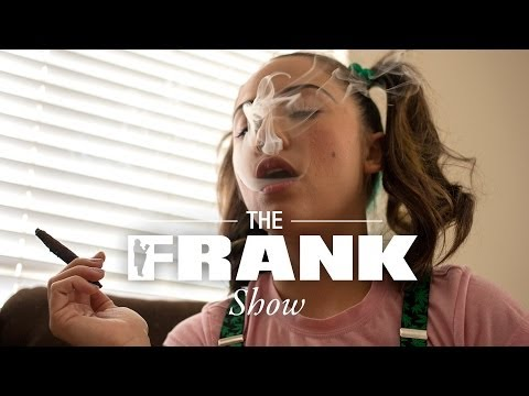 Kristina Rose, Steve Olson, and Madzilla For The FRANK Show