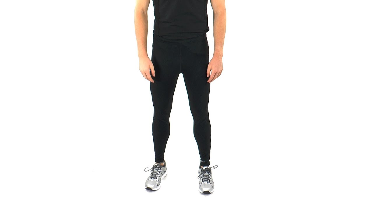 8c6193a5d98aa Asics Men's Thermopolis LT Running Tight | SwimOutlet.com - YouTube