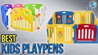 8 Best Kids Playpens 2017