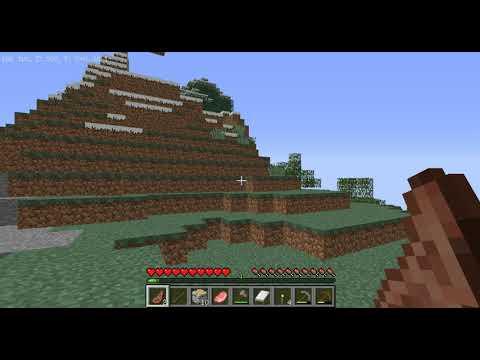 В поисках Ender Steve| minecraft мистика